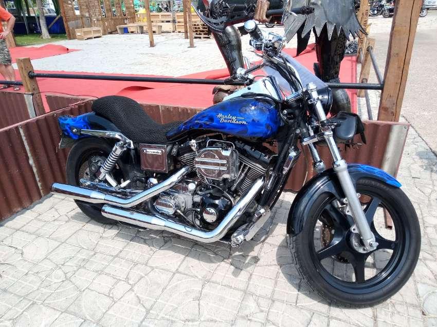 Harley Davidson FXD Super Glide  Twin Cam