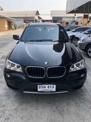 Selling car BMW X3 XDrive 20I year 2014.