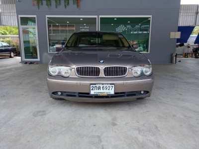 Selling a BMW 730 sedan, LI. Genuine Option, Full year 2004