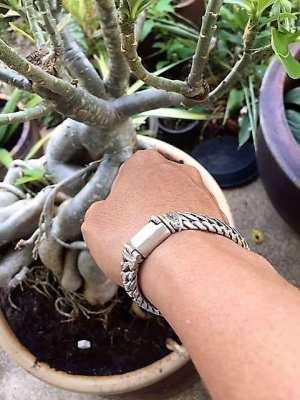 92.5 % sterling silver bracelet