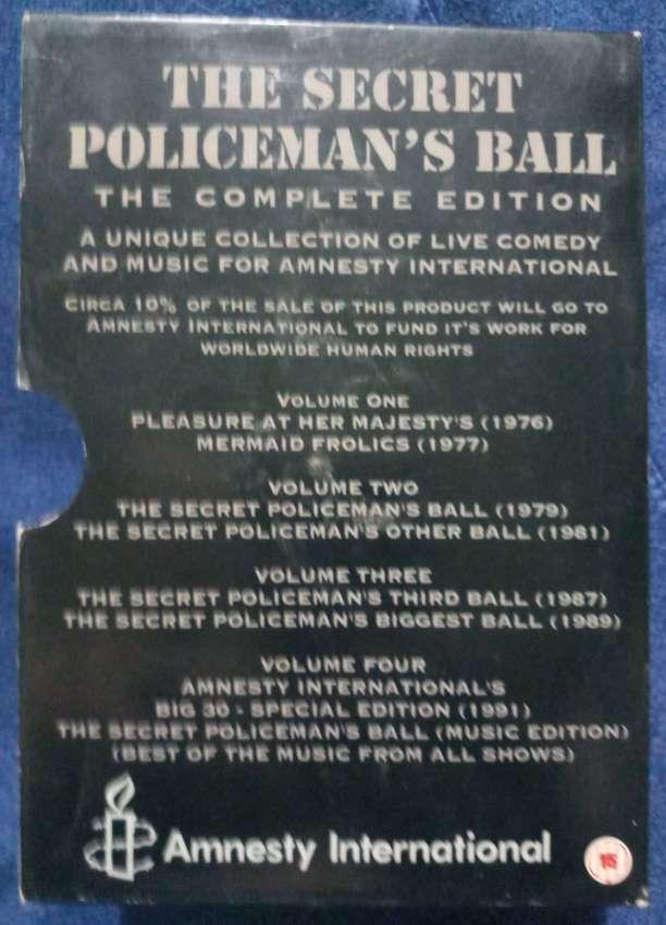 Secret Policeman's Balls - 4 DVD set!