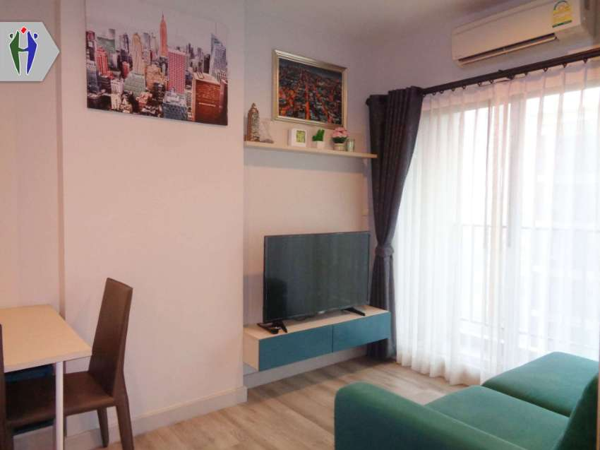 Condo for Rent 14,000 baht at Central Pattaya 1 Bedroom.