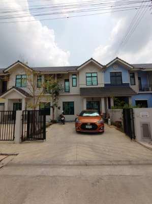House for sale The Four Seasons Rangsit-Khlong 4