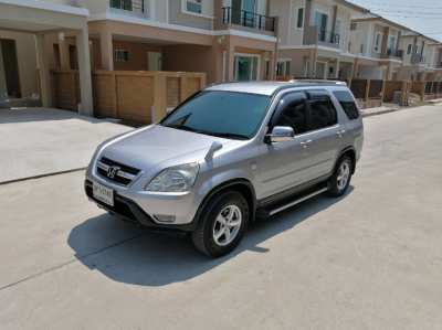 Selling a HONDA CR-V model GEN.2 year 2003.