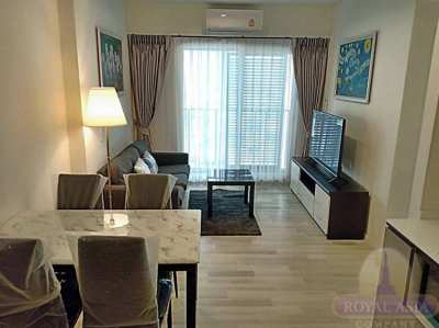 Brand New 2-Bed Unit in a High-end Condo Project (Sathorn-Rama 3 Area)