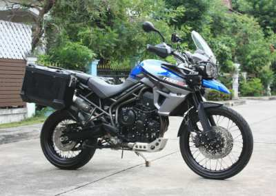 [ For Sale ] Triumph tiger xcx 800 2015 ready for journey best conditi