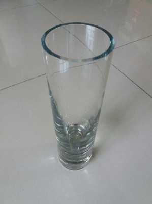 PRICE DROP Transparent Crystal Decorative Vase