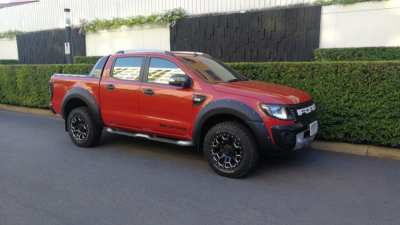 Ford Ranger 3.2 Wildtrak 4x4  Priced to sell !