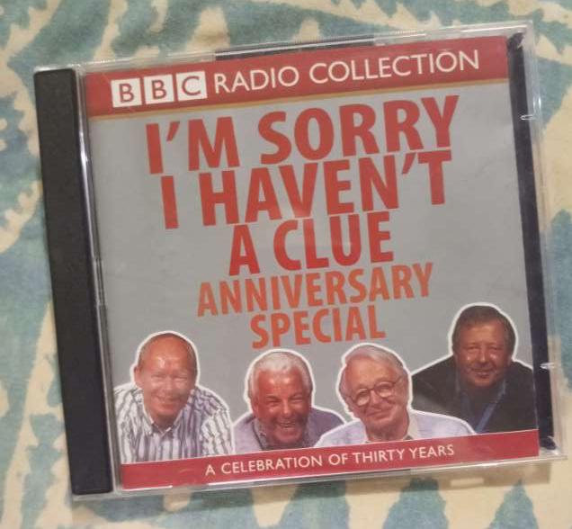 Tim Brooke-Taylor - I'm Sorry I Haven't a Clue on BBC Radio - 2 cds