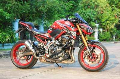 [ For Sale ] Kawasaki Z900SE 2018 Excellent condition