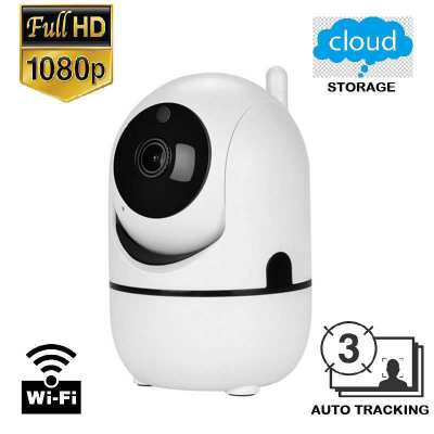 Ip camera 1080P , cloud storage, auto tracking, full HD, special offer