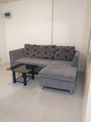 LPN Bodin Ramkamhang TowerE Floor2 Nice Clean Look 2ACs near Makro