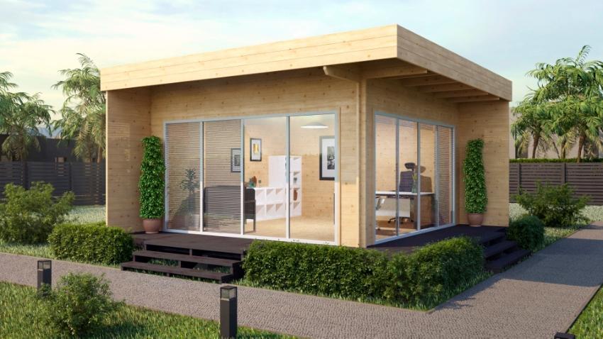 The Good Wood โรงงานผู้ผลิตบ้านไม้สำเร็จรูป บ้านไม้สไตล์รีสอร์ท ออฟฟิต