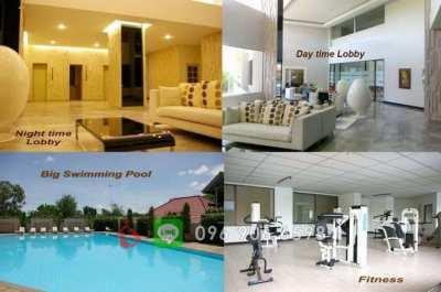 Good Price | For Sale | 1 Bedroom | Angket Condo (Jomtien, Pattaya)