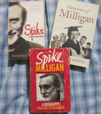 Spike, the genius that was Spike Milligan - a memoir and a biography