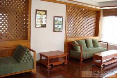 Langsuan Ville Luxury Condo Very Spacious 1 Bedroom Unit for Rent