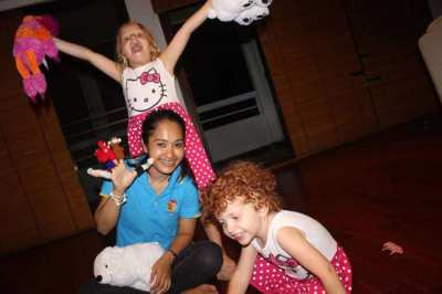 Professional Nanny / Babysitting service in Thailand