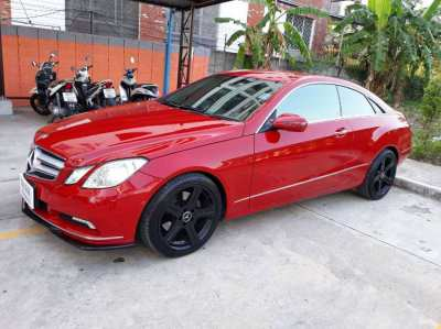 bemz E350 coupe 2011 V-6 3.5L ไมล์ 6xxxx