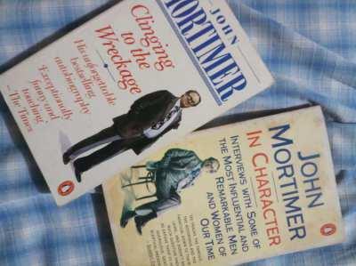 John Mortimer - Relive an England of an earlier era . . .