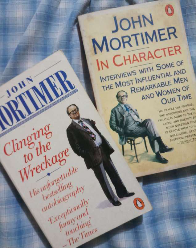 John Mortimer - Relive an England of an earlier era . . .