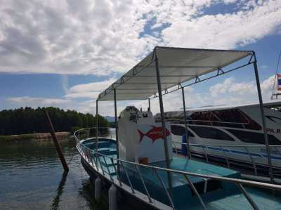 Used fishing boat imported from Japan for sale