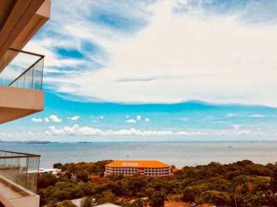 Ocean View Pattaya only 50,000 baht