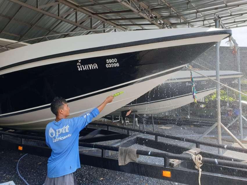 Jet Ski & Boat Storage, Launching & Cleaning