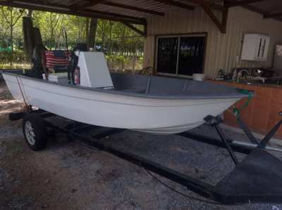 14 foot custom built boat