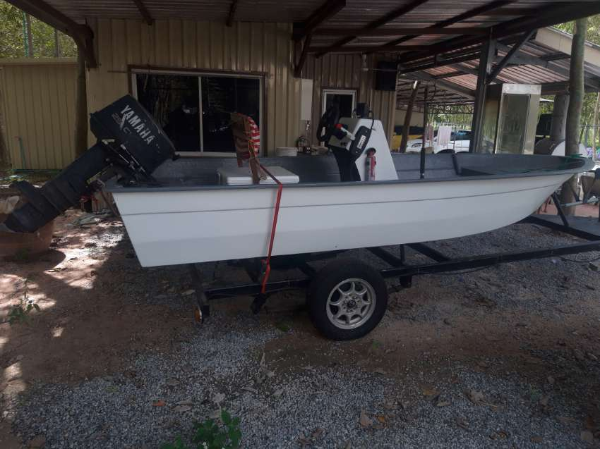 14 foot custom built boat
