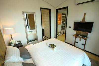 1bedroom - 1 bathroom - 450,000 baht down!