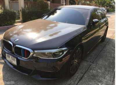 BMW 530I TOP 2018