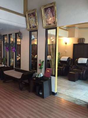 Massage and Cafe in Silom