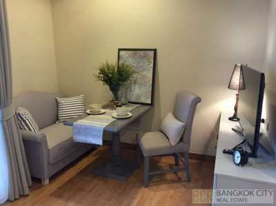 The Editor Luxury Condo Fully Furnished Studio Corner Unit for Rent