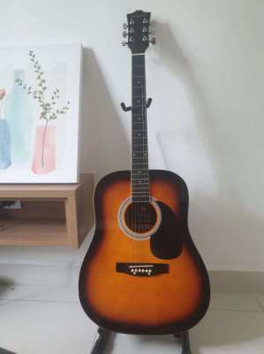 Sakura guitar