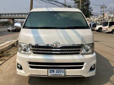 Toyota Ventury 2.7G ปี2012 AT