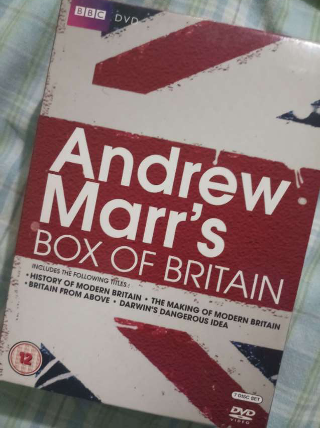 Andrew Marr's Box of Britain - 4 × DVDs