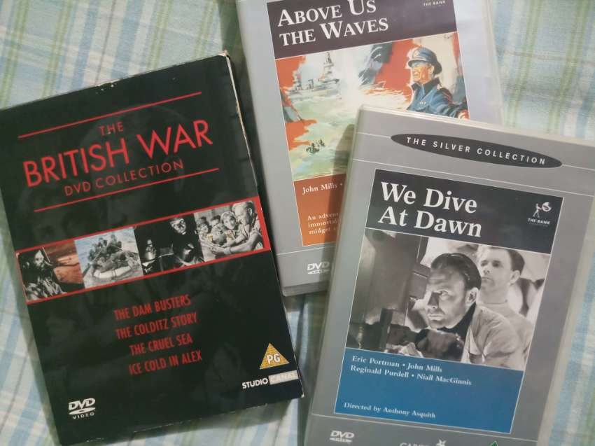 Sunday Afternoon War Films - Just like when you were a kid!