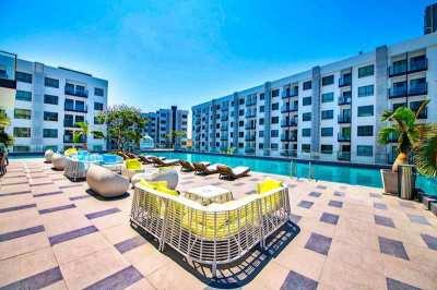 Beach Resort Pattaya only 280,000 baht