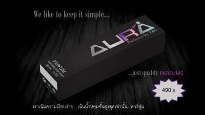 Real Perfumes for Women & Men-AURA Perfumes...Try then believe