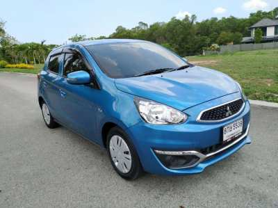 Good as new Mitsubishi Mirage 1.2GLX AT 2019, Sold by Owner