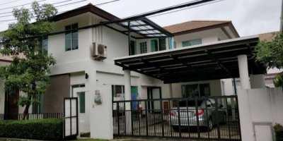 House for sale, Nirvana, Sathorn Kanlapaphruek Road, Chom Thong Distri