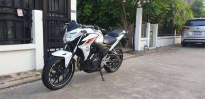 CB-500 F FOR SALE