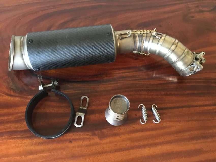 Carbon Fiber Exhaust Z-900