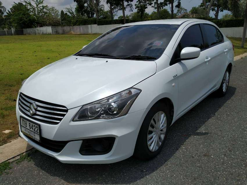 Good as new Suzuki Ciaz 1.2 GL CVT 2017, Sold by Owner