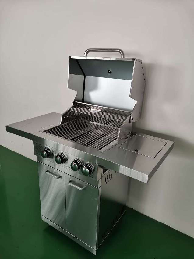 Barbecue grill stainless BBQ grill new