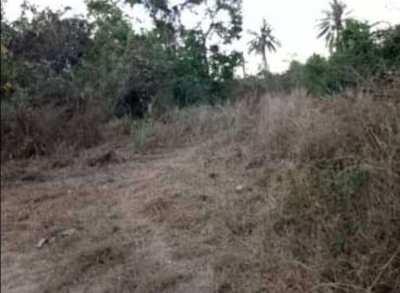 Land for sale Pattaya, Takientia, near Rongpoo. Many access way to Lea