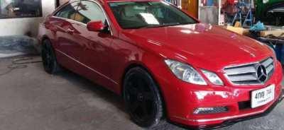 bemz E350 coupe 2011 V-6 3.5L