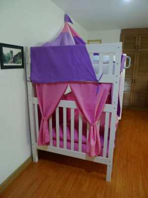 KIds Double Bunk Bed Never USed