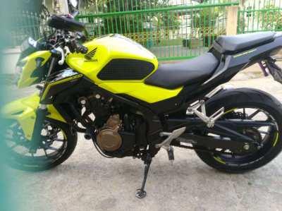 Honda CB500f for sale in Hua Hin
