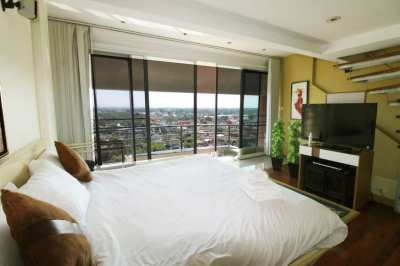 Penthouse only 250,000 baht